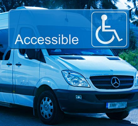 People with Disabilities transport