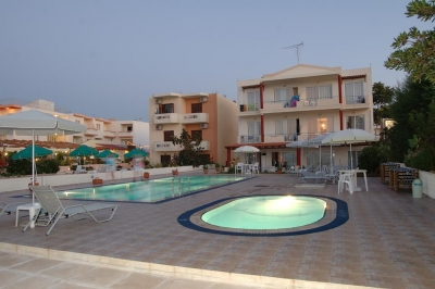 Giannarakis beach apartments